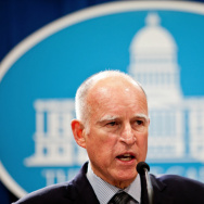 California Governor Jerry Brown Unveils State Pension Reform Program