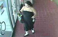"The ""Plain Jane Bandit"" is wanted by the FBI in a series of Southland bank robberies."