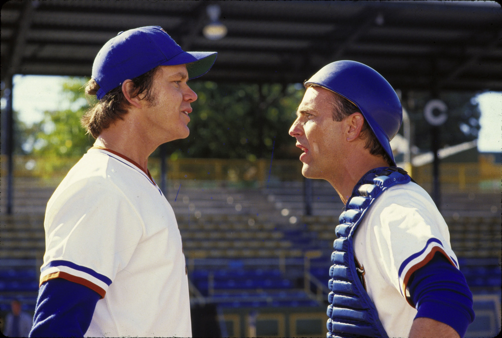 Kevin Costner and Tim Robbins in