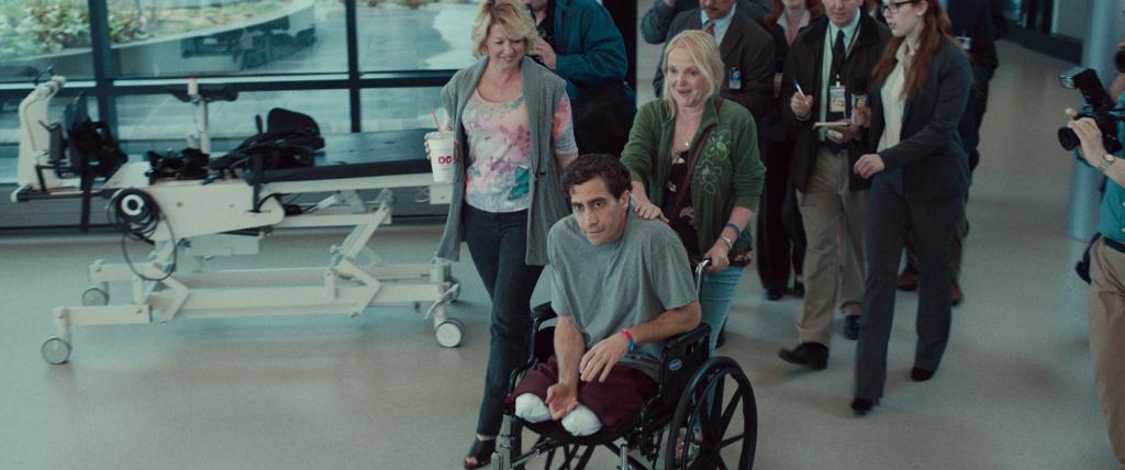 Patty O'Neil, Jake Gyllenhaal and Miranda Richardson in
