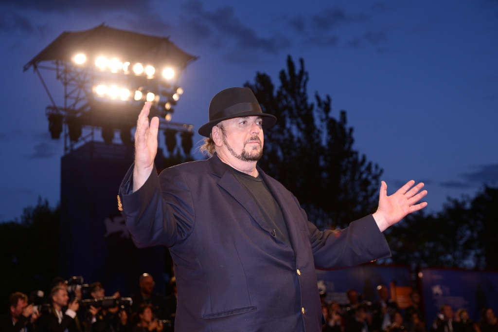 James Toback attends the premiere of the movie