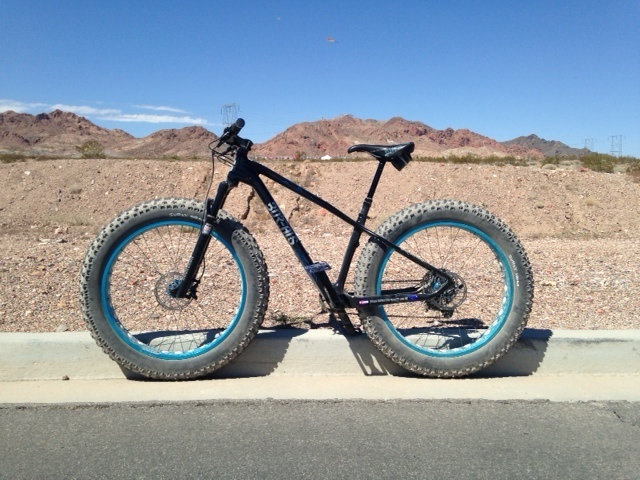Take Two® | The Wheel Thing: Why bikes with big, fat tires are the ...