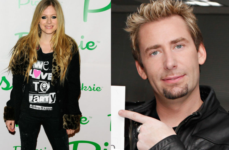 avril nickelback