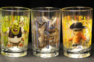 12 million of these glasses are being recalled by McDonald's because of risks from cadmium, a toxic metal, found in tests.