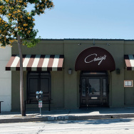 Exterior Shots Of Craig's Restaurant