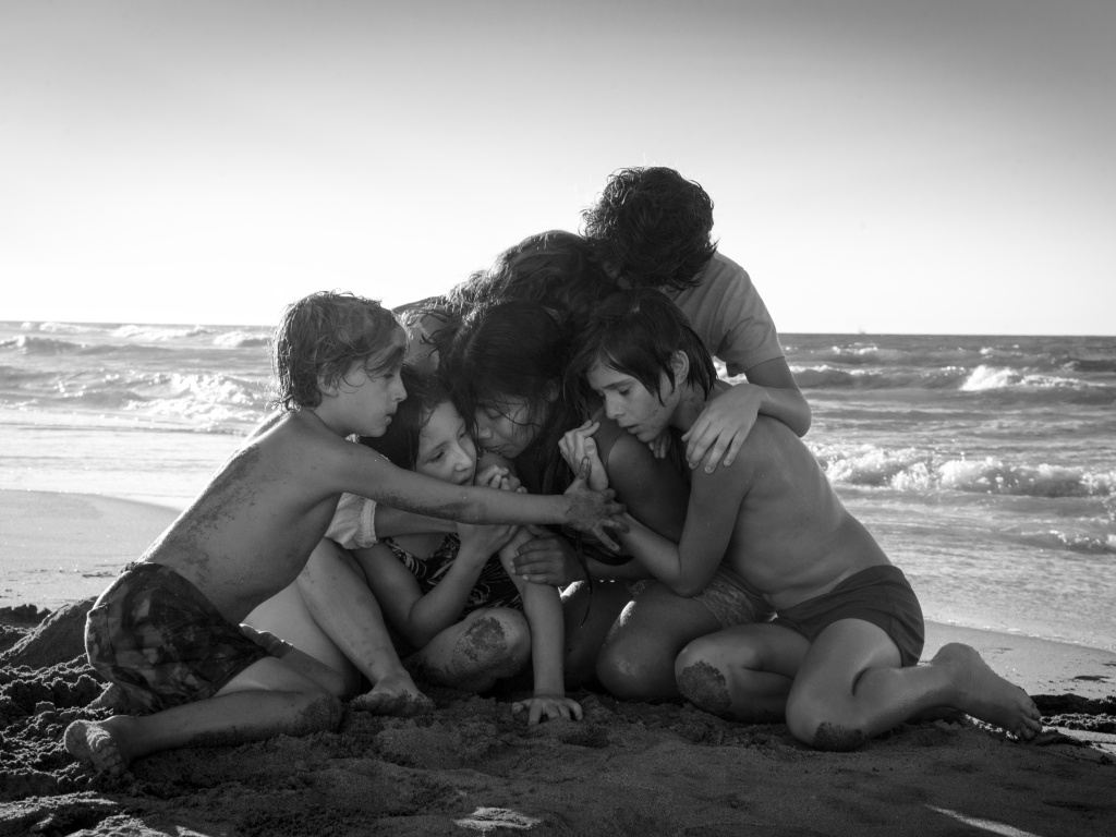 <em>Roma</em>, written and directed by Alfonso Cuarón, in being shown in cinemas across the U.S. — but for just a few weeks — before heading for Netflix streaming.