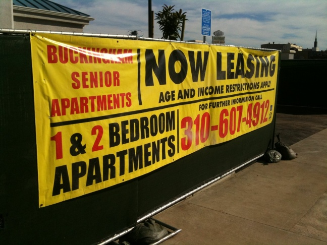 Apartments ready for rent