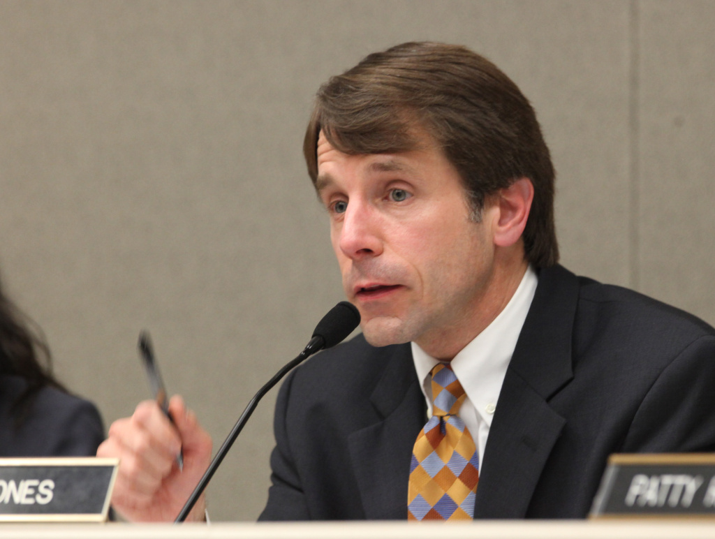 Prop. 45 would give Insurance Commissioner Dave Jones the power to reject health insurers' proposed rate hikes.