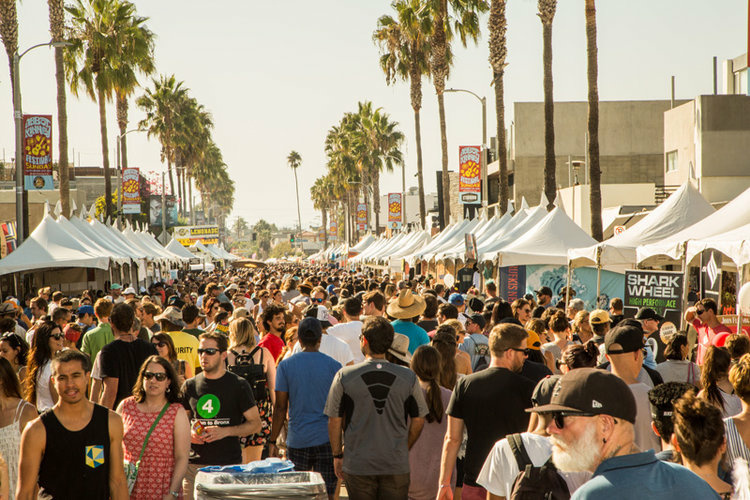 The 33rd Annual Abbot Kinney Festival will bring food and music to one of the most popular streets in Venice this weekend.