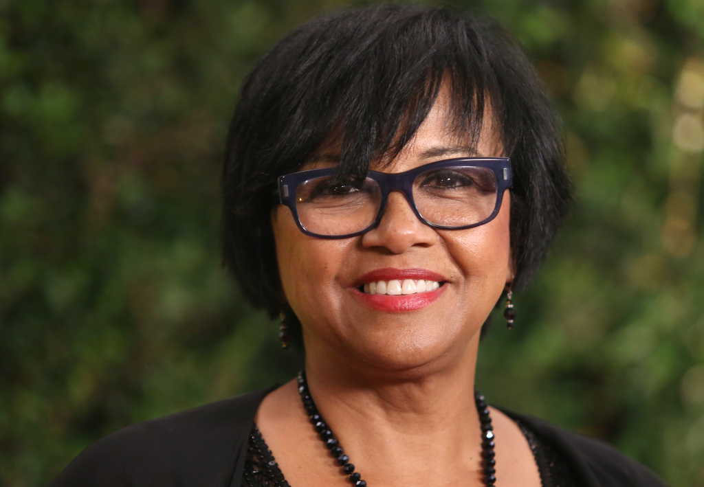 Cheryl Boone Isaacs arrives at the 2012 Governors Awards at the Ray Dolby Ballroom at Hollywood & Highland Center in Hollywood, California on December 1, 2012.