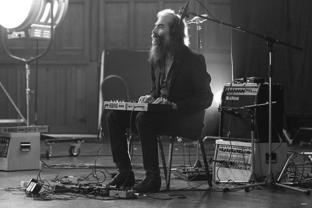Warren Ellis is a long-time friend and musical collaborator of Nick Cave's.