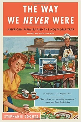 Cover of Stephanie Coontz's book