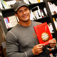 Jose Canseco Portrait Session And Book Signing At Book Soup