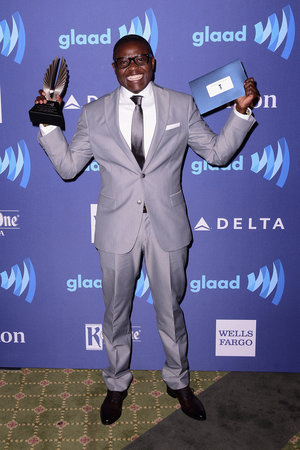Pepe Julian Onziema, a transgender activist in Uganda, won a GLAAD Media Award last year for outstanding talk show episode. He was honored for an interview with John Oliver on HBO's Last Week Tonight. Asked,