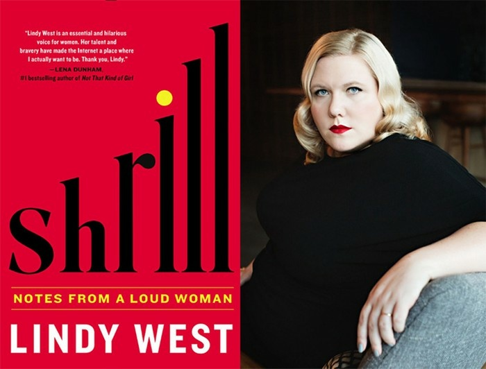 Lindy West's book inspired the Hulu series of the same name.