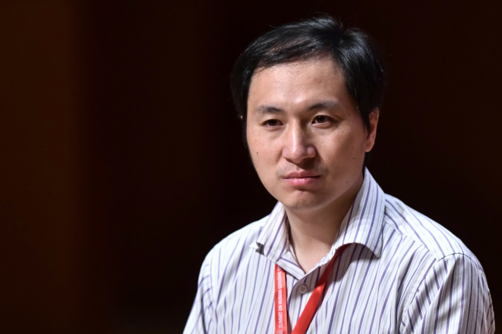 There has been a backlash since Chinese scientist He Jiankui's claimed that he edited genes in embryos that became twin girls.