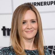 Samantha Bee attends the Turner Network 2015 Upfront at Madison Square Garden on Wednesday, May 13, 2015, in New York. (Photo by Evan Agostini/Invision/AP)