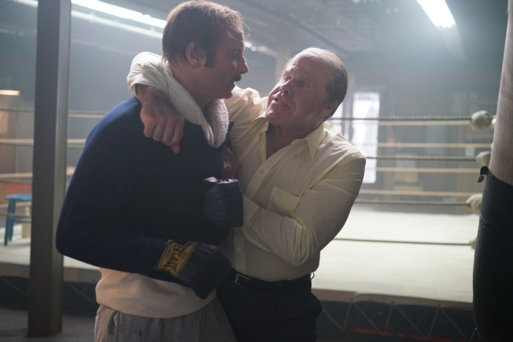 Liev Schreiber as Chuck Wepner in Philippe Falardeau's CHUCK. Courtesy of IFC Films.