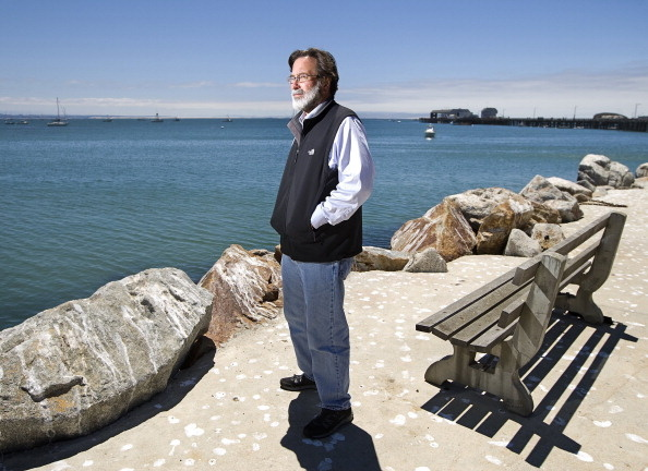 Richard Martinez in Port San Luis Obispo, Calif., a place he and his son Christopher Michael Martinez loved to visit together.
