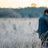 """Michael Shannon and Jaeden Lieberer star in """"Midnight Special,"""" written and directed by Jeff Nichols."""