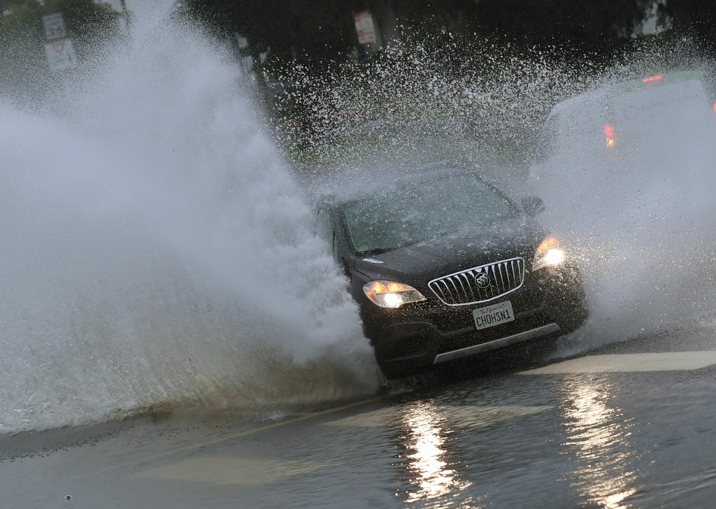 Slideshow 3rd Southern California Storm Brings Flooding