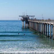 In August 2016, Scripps Institute of Oceanography marked 100 years of daily measurements of ocean temperature and salinity off the Scripps Pier.