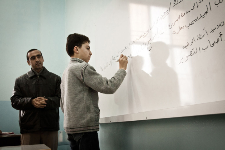 SYRIA-CONFLICT-TURKEY-EDUCATION