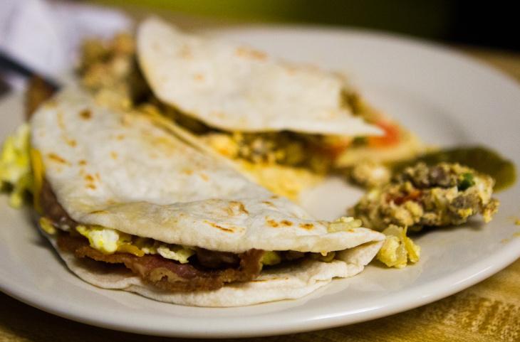 Breakfast Tacos SXSW