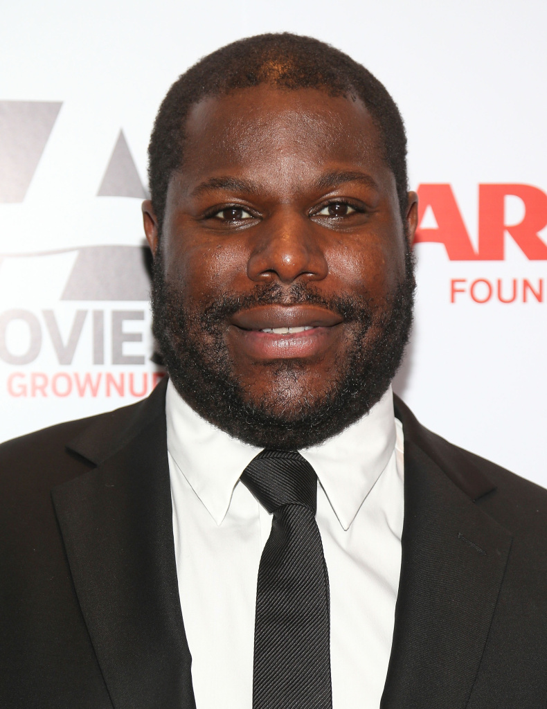 Director Steve McQueen attends the 13th Annual AARP's Movies For Grownups Awards Gala at Regent Beverly Wilshire Hotel on February 10, 2014 in Beverly Hills, California.