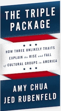 "Amy Chua and her husband Jed Rubenfeld co-authored the controversial book ""The Triple Package: How Three Unlikely Traits Explain the Rise and Fall of Cultural Groups in America."""