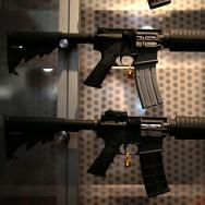 Syed Farook, 28, and Tashfeen Malik, 27, used two assault rifles and two semi-automatic handguns, according to San Bernardino Police.