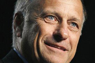 In this June 26, 2010 file photo, Rep. Steve King, R-Iowa is seen in Des Moines, Iowa. In a matter of weeks, Congress will go from trying to help young, illegal immigrants become legal to debating whether children born to parents who are in the country illegally should continue to enjoy automatic U.S. citizenship.