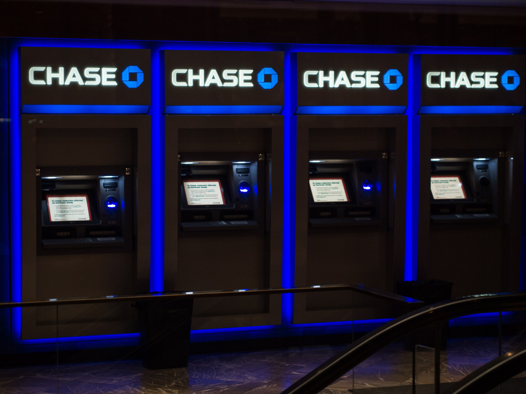 Federal prosecutors say two Southern California men stole more than $460,000 breaking into Chase Bank ATMs.