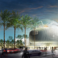 Academy Museum Rendering - ©Renzo Piano Building Workshop/©A.M.P.A.S.
