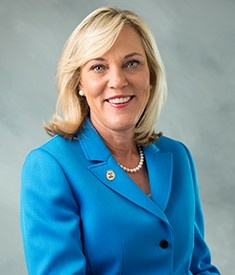 LA County Supervisor Kathryn Barger