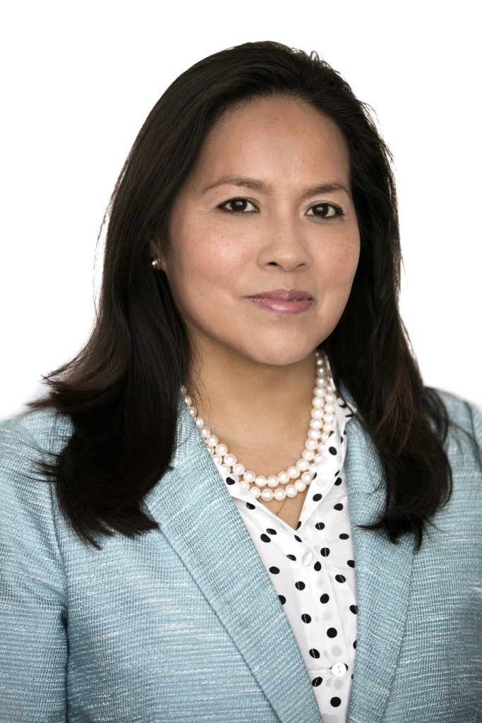 34th Congressional District Candidate Sandra Mendoza
