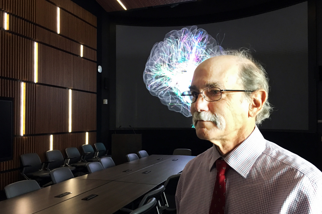 Arthur Toga, PhD, provost professor of ophthalmology and director of the USC Stevens Neuroimaging and Informatics Institute.