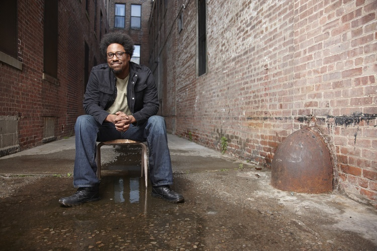W. Kamau Bell, socio-political comedian and host/creator of the CNN series,