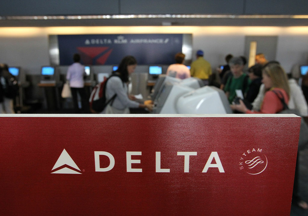 A Los Angeles man has been sentenced for trying to defraud Delta Airlines out of millions of dollars.