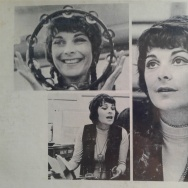 """The back cover photo splash from Ruth Batchelor's album """"Songs for Women's Liberation: Reviving a Dream"""""""