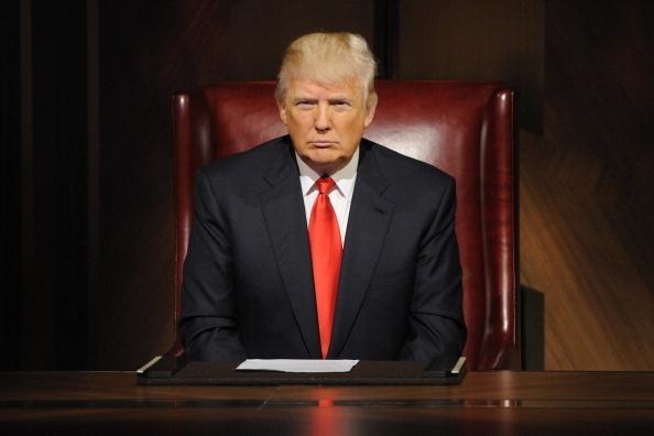 Donald Trump in