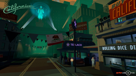 Californium: This weird new video game takes you inside Philip K. Dick's head