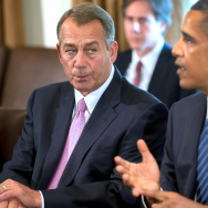 "Speaker of the House John Boehner warned that US President Barack Obama could ""burn himself"" if he proceeds with an executive order on immigration."