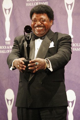 Percy Sledge was inducted into the Rock And Roll Hall Of Fame in 2005.