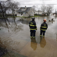 Noreaster Brings Record Rains, Floods To East Coast