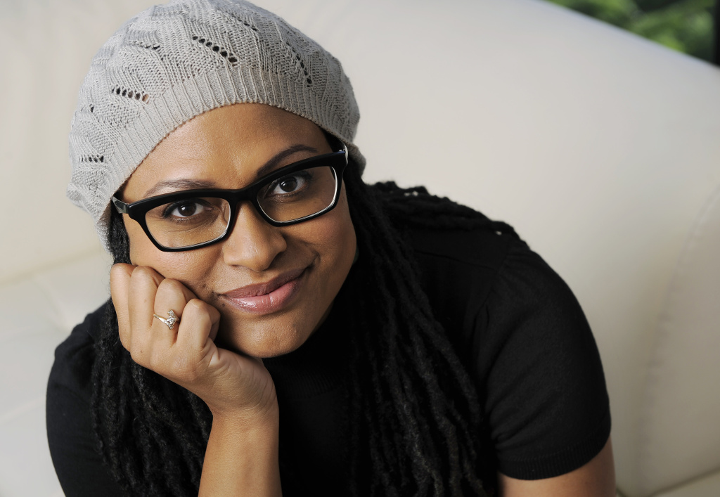 Los Angeles, Oct. 17, 2012: Ava DuVernay, writer/director of the film