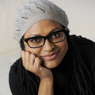 "Los Angeles, Oct. 17, 2012: Ava DuVernay, writer/director of the film ""Middle of Nowhere"""