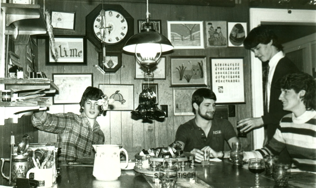 Rabe family, Sault Ste Marie MI, c1983
