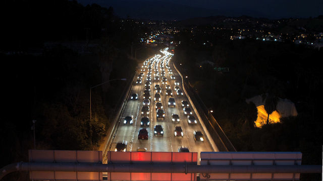 Zefrey Throwell composed a symphony in five parts for 1,000 car horns and passed them out to motorist musicians across the city to play in traffic, in parking lots and from the mountaintops.