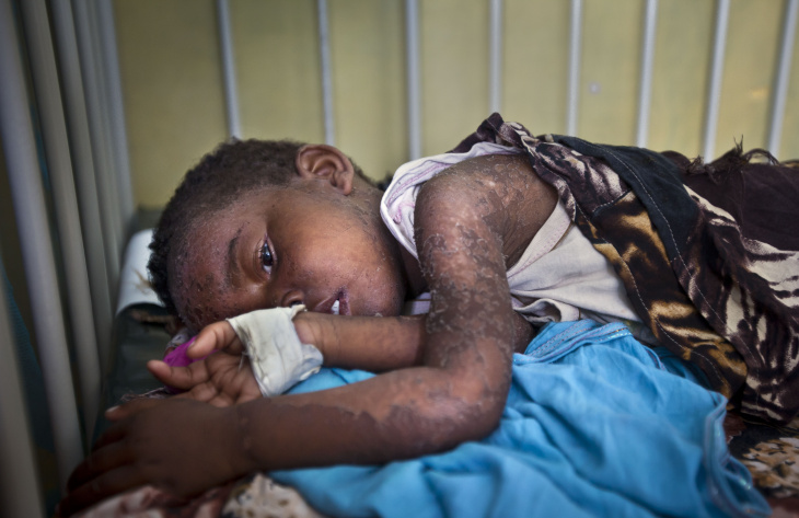 Somalia Child Vaccinations